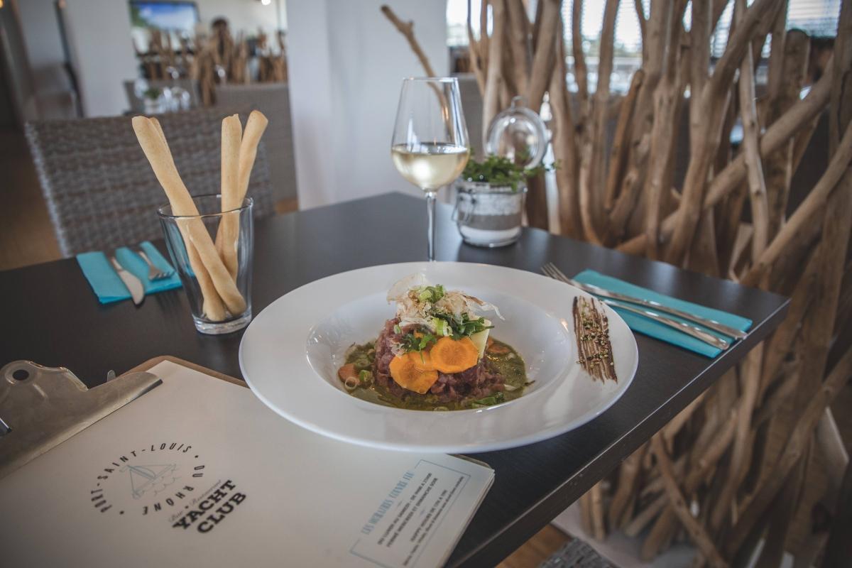 Le Restaurant - Yacht Club - Port-Saint-Louis-du-Rhône